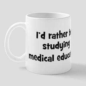 Study medical education Mug