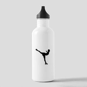 silhouette Water Bottle