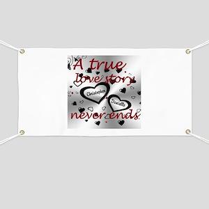 True Love Story Banner
