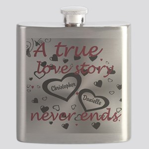 True Love Story Flask