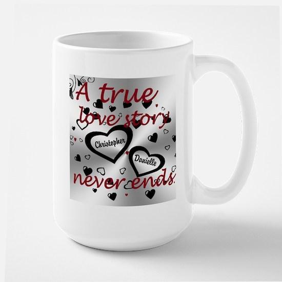 True Love Story Mugs