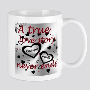 True Love Story Mugs