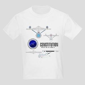 Constitution Class Kids Light Kids Light T-Shirt
