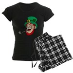 Laughing Leprechaun with Pipe Pajamas