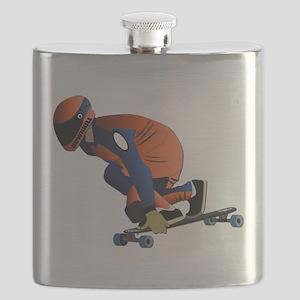 Longboarding - No Txt Flask