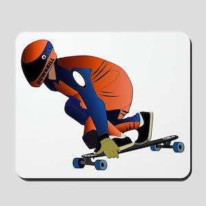 Longboarding - No Txt Mousepad