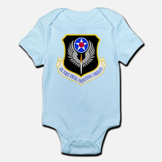 Special Operations Command Infant Bodysuit