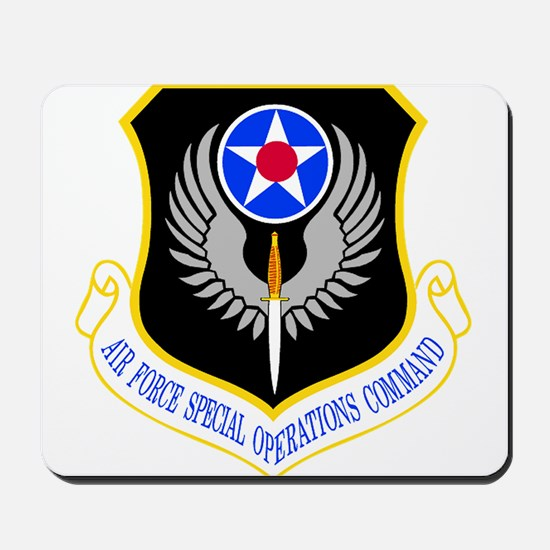 Special Operations Command Mousepad