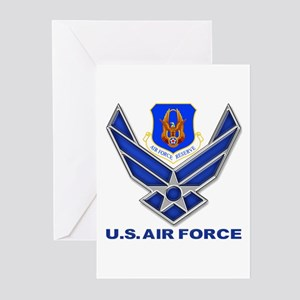 Reserve Command USAF Greeting Cards (Pk of 10)