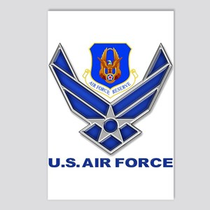 Reserve Command USAF Postcards (Package of 8)