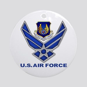 Air Materiel Command Ornament (Round) Ornament (Ro