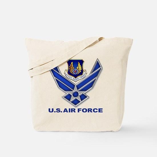 Air Materiel Command Tote Bag