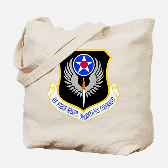 Special Operations Command Tote Bag
