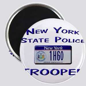 New York State Police Magnets