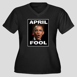 APRIL FOOL Plus Size T-Shirt