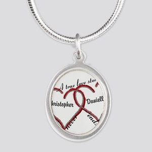 A true love story: personalize Necklaces