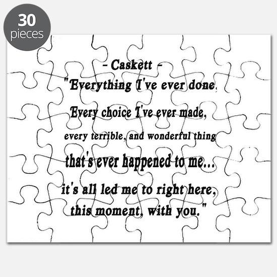 Caskett Puzzle