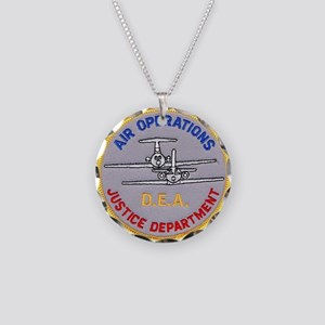 D.E.A. Air Operations Necklace