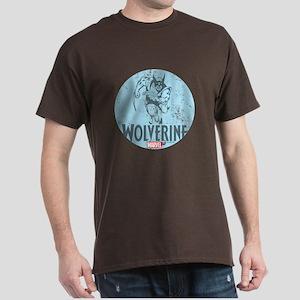 Blue Wolverine Dark T-Shirt