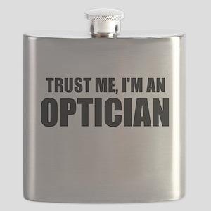 Trust Me, Im An Optician Flask