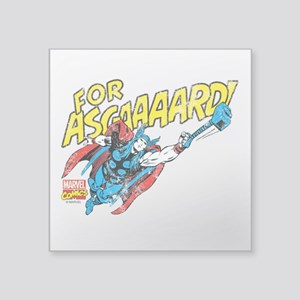 """Asgaard Square Sticker 3"""" x 3"""""""