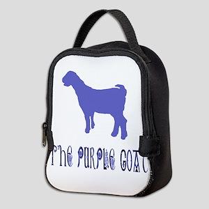 The Purple Goat Neoprene Neoprene Lunch Bag
