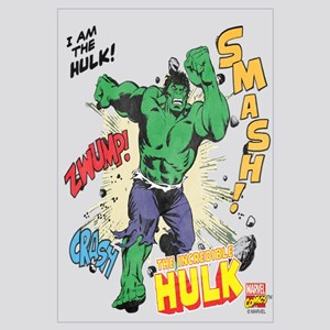 Hulk Smash Wall Art