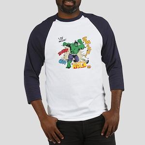 Hulk Smash Baseball Jersey