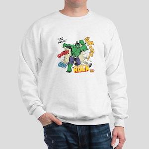 Hulk Smash Sweatshirt