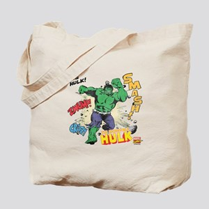 Hulk Smash Tote Bag