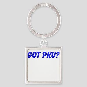 GOT PKU? Keychains