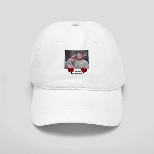 Personalize Picture Name True Love Baseball Cap
