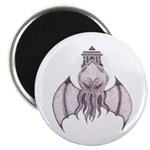 "Cthulhu International 2.25"" Magnet (100 pack)"