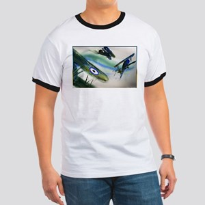 Planes, vintage fighters, T-Shirt