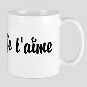 I Love You in French Mug