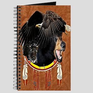Eagle, Bear & Wolf Journal