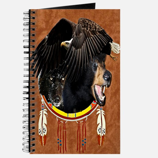 Eagle, Bear & Wolf Journal