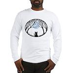 Fat Cat & Cat Lover Long Sleeve T-Shirt