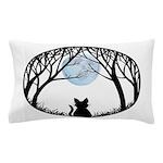 Fat Cat & Cat Lover Pillow Case