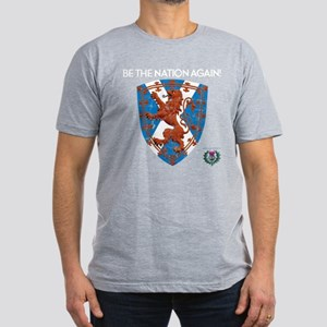 Again! Men's Fitted T-Shirt (dark)