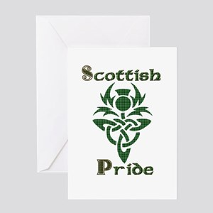 Scottish Pride Greeting Cards