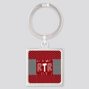 Houndstooth..RTR Keychains