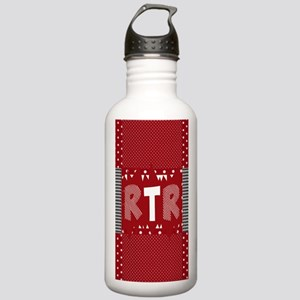 Houndstooth..RTR Water Bottle