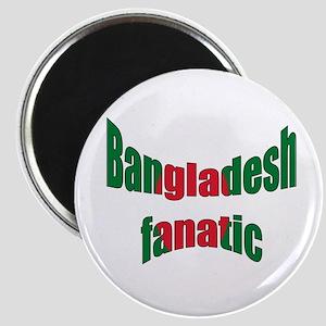 Bangladesh fan Magnet
