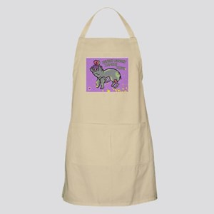 Hunrgy-Hungry Zombie Hippo Apron
