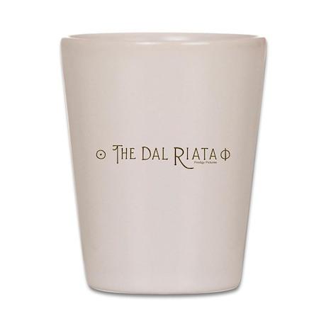 The Dal Riata Shot Glass