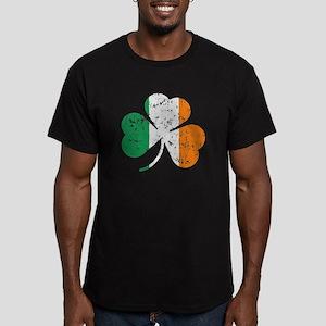 Shamrock St Pats Flag T-Shirt