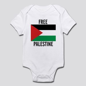 freepalestineflag Body Suit