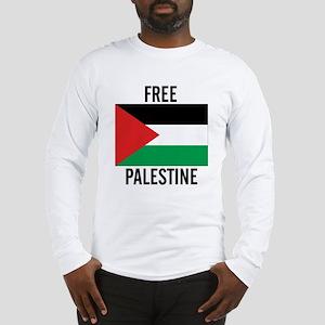 freepalestineflag Long Sleeve T-Shirt