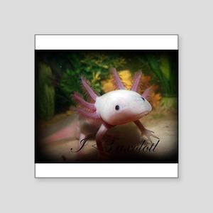 I <3 Axolotl Sticker